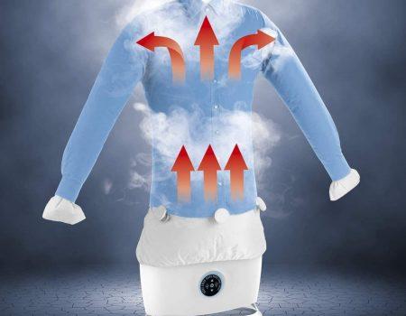 Planchador de camisas