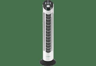 Ventilador de torre - Cecotec ForceSilence 790 Skyline, 50 W, 54 dB, Temporizador, Motor de cobre